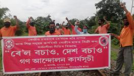 Union Pins Hopes on 'Public' to Protest Privatization of Railways