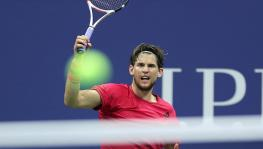 Dominic Thiem at US Open