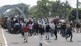 Farm Bills Protest in UP