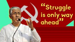 Manik Sarkar on Tripura