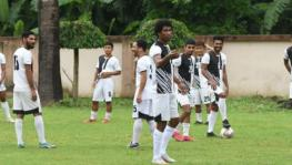 Mohammedan SC get set for I-league qualifiers