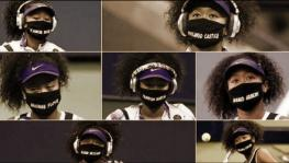 Naomi Osaka's seven masks at the US Open