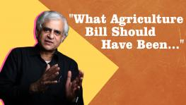 Sainath on Farm Bills