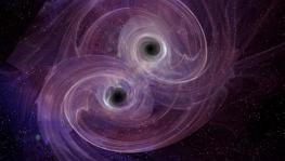 Most Powerful Black Hole Collision Detected Using Gravitational Waves