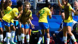 Brazil football teams to receive equal pay without gender disparity