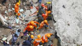 Maharashtra: 10 Killed in Bhiwandi Building Collapse; 11 Rescued