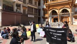 Protests and Shutdown in Leh after BJP Leader Calls Sixth Schedule Demand 'Nonsense'