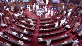 Farm Bills Uproar: 8 MPs Suspended, Rajya Sabha Adjourned Amid Opposition Protests