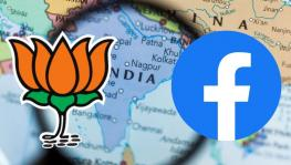 BJP spreading fake news through facebook