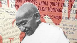 Gandhi on Sedition