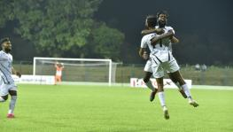 Mohammedan Sporting vs Bhawanipore FC I-League qualifiers match