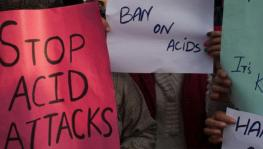 Acid attack on 3 dalit girls in UP