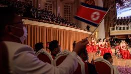 Pyongyang Celebrates 75th Party Anniversary.
