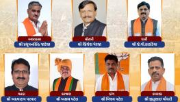 Gujarat: BJP Declares Seven Bypoll Candidates, Names Five Congress Turncoats