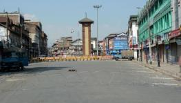 Hurriyat Shutdown Against New Land Laws Hits Normal Life in Kashmir