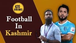 football in kashmir 420 grams