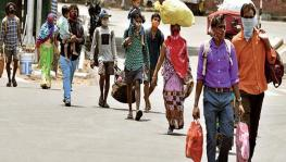 COVID-19: Survey Finds Drop of 85% in Monthly Income of Returned Migrants