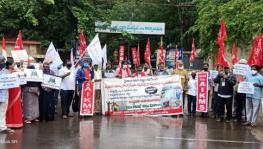 Opposing DBT for Power Consumption, Andhra Farmers Organise Rythu Chaitanya Yatra
