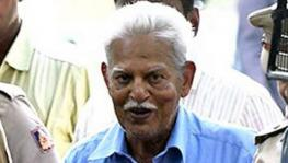 Varavara Rao. Photo Courtesy: The Hindu.