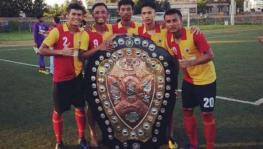 East Bengal at the IFA Shield