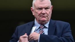 Former English FA chief Greg Clarke
