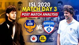 Review of the first weekend's action in the ISL