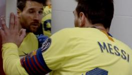 Lionel Messi in Matchday: Inside FC Barcelona documentary