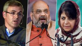 Omar, Mehbooba Hit Back at Amit Shah for Calling PAGD a 'Gang'