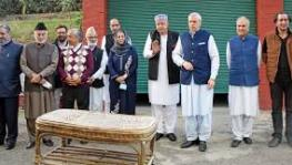 J&K Political Parties Under Gupkar Alliance to Unitedly Fight DDC Elections