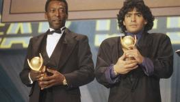 Pelé Joins World in Mourning 'Dear Friend' Diego Maradona