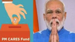 Pm care fund.