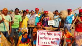 With Daylong Strike, Fisherfolks of Mumbai Region Unite Against Wadhwan Port