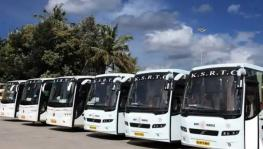 Karnataka Transport Corporation Employees' Strike Enters Third Day