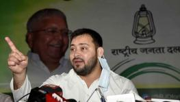 Bihar: Tejashwi Yadav Blames 'Bhitarghat' for RJD's Narrow Defeat in Assembly Polls