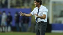 Carles Cuadrat, sacked coach of Bengaluru FC