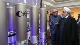 Iran says it has resumed enriching uranium to 20% purity