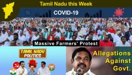TN This Week: Farmers Intensify Protest against Farm Laws; AIADMK and DMK Lock Horns Ahead of Elections