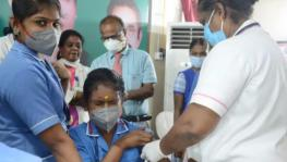 Vaccination in tamilnadu