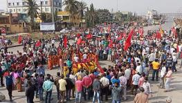 farmers protest west bengal.