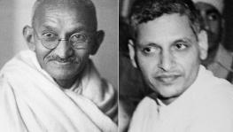 Gandhi and Godse