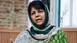 Farmers' Agitation Being Targeted by BJP to Defame it, Says Mehbooba Mufti