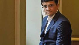 Sourav Ganguly heat attack