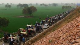 A massive tractor march was held on 7th January 2020 on the call of the farmers organisations