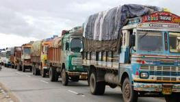 Bihar: Thousands of Truck Join Indefinite Strike Against Govt Policy