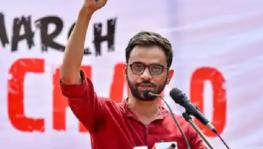Delhi Riots: 'Media Design' to Prejudice Opinion Against me, Umar Khalid Tells Court