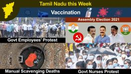 TN this Week: Election Campaigns in Full-Swing, Brutal Police Attack on Protestors, Four Manual Scavenging Deaths