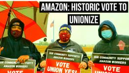 amazon unionisation