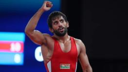 Wrestler Bajrang Punia
