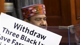 Lok Sabha Proceedings Washed Out Again Amid Opposition Protest Against Farm Laws