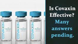 COVAXIN effectiveness